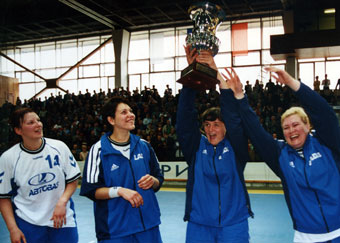 The title of the winner of 2002 Cup Winners' Cup