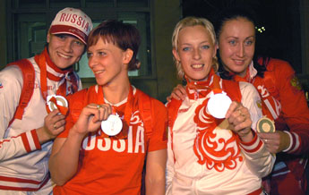 Four Lada players became silver medalists of Olympic Games in Beijing