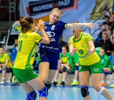 Лада — Кубань (полуфинал)