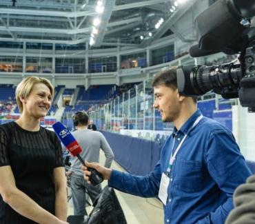 Интервью Близновой